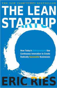 Lean Startup, by Eric Ries